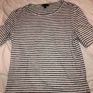 banana republic sweater tee